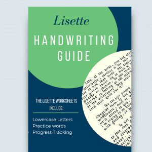 Lisette Practice Worksheets