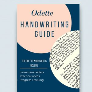 Odette Practice Worksheets